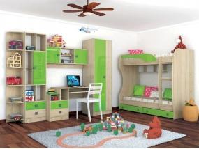 Детская мебель Колибри Мохито