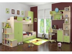 Детская мебель Дельта