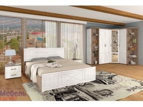 Спальный гарнитур Афина (Мебель Маркет)