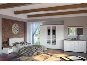 Спальный гарнитур Ривьера (Мебель Маркет)