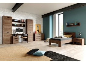 Подростковая мебель Соренто (Дуб стирлинг)