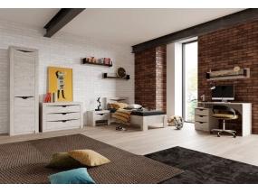 Подростковая мебель Соренто (Дуб Бонифаций)