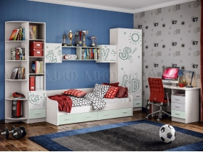 Детская мебель Вега Алфавит