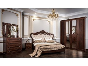 Спальный гарнитур Афина (караваджо)