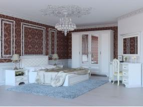 Спальный гарнитур Каприз
