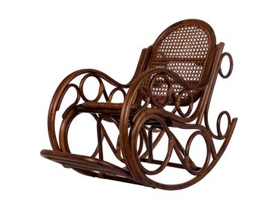 Кресло-качалка Novo с подушкой