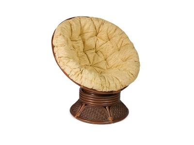 Кресло-качалка вращающееся «Андреа» (Andrea 23/01B ) + подушка