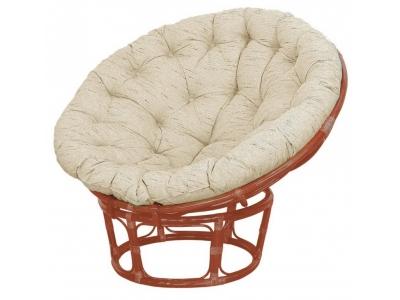 Кресло из ротанга «Папасан» (Papasan 23/01) + подушка