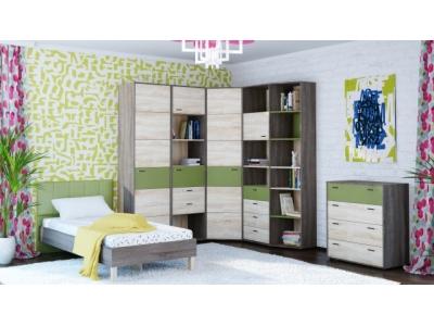 Комплект мебели МДК 4.14, набор 4