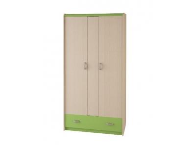 Шкаф для платья и белья 29 (ЖК 4.5)