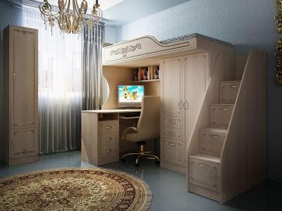 Детская мебель Фанки Кидз Классика