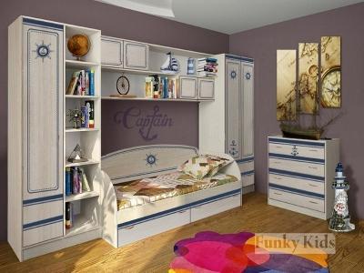 Детская мебель Капитан Фанки Кидз