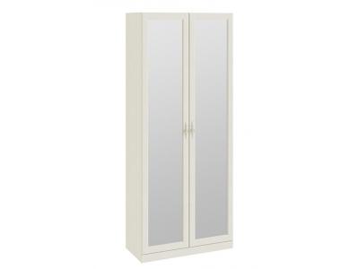 Шкаф для одежды с 2-мя зеркальными дверями Лючия СМ-235.22.02