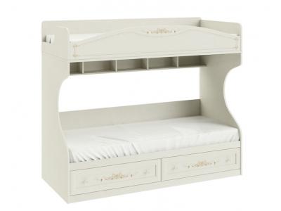 Двухъярусная кровать Лючия ТД-235.11.01