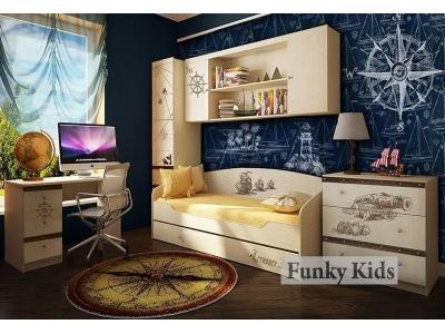 Детская мебель Пираты
