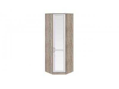 Шкаф угловой с 1-ой зеркальной дверью правый «Прованс» СМ-223.07.027R