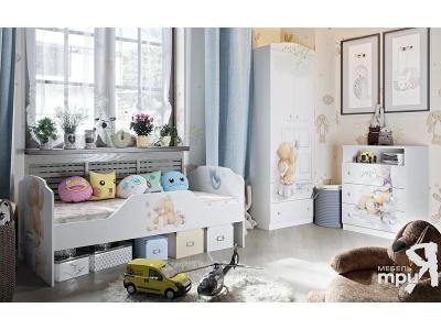 Детская мебель Тедди