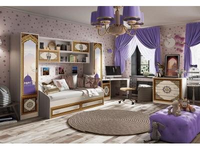 Детская мебель Жасмин