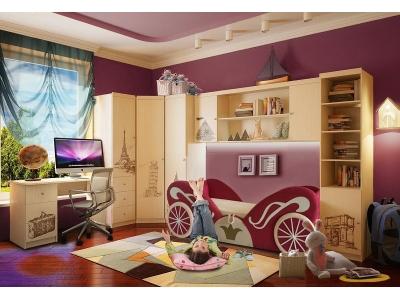 Детская мебель Фанки Тревел (композиция 6)
