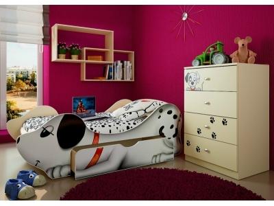 Детская мебель Далматинец (композиция 12)