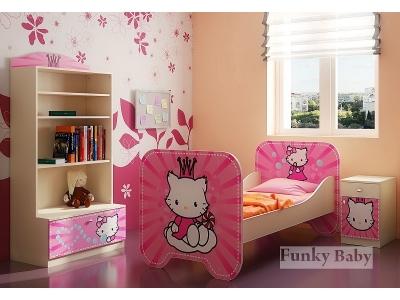 Детская мебель Китти (композиция 1)