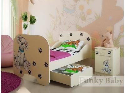 Детская мебель Далматинец (композиция 3)