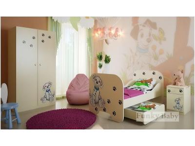 Детская мебель Далматинец (композиция 2)