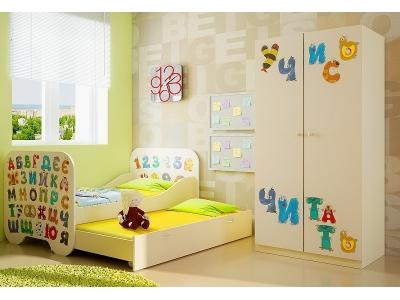 Детская мебель Алфавит (композиция 4)
