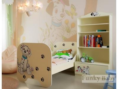 Детская мебель Далматинец (композиция 6)