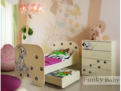 Детская мебель Далматинец (композиция 7)
