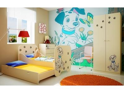 Детская мебель Далматинец (композиция 8)