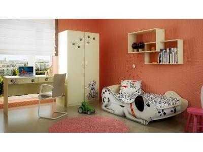 Детская мебель Далматинец (композиция 9)