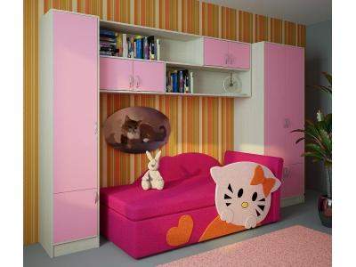Детская модульная мебель Фанки Кидз (композиция 2)