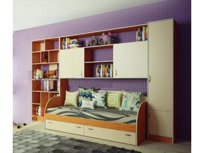 Детская модульная мебель Фанки Кидз (композиция 10)