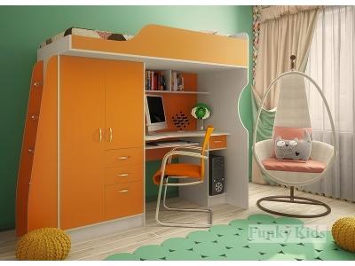 Кровать чердак Фанки Кидз -4