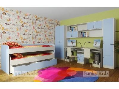 Детская модульная мебель Фанки Кидз 8 (композиция 5)