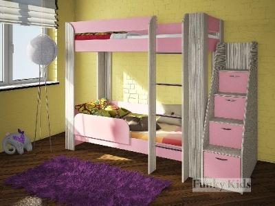 Детская модульная мебель Фанки Кидз 20 (композиция 5)