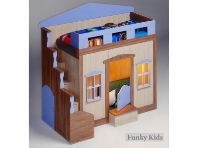 Игровая кровать Фанки Хоум 11001