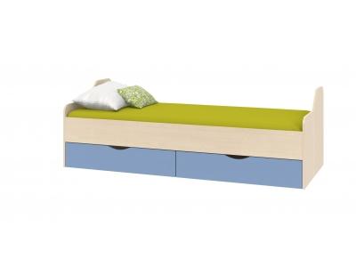 Кровать Дельта-18.01 нижняя