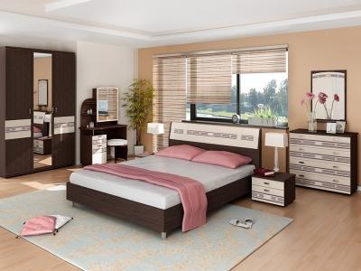 Спальня 6 предметов Ривьера-2