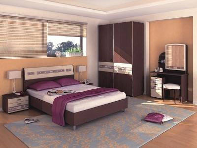 Спальня 5 предметов Ривьера-6