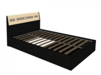 Кровать с подъемным механизмом Ривьера 95.21.1