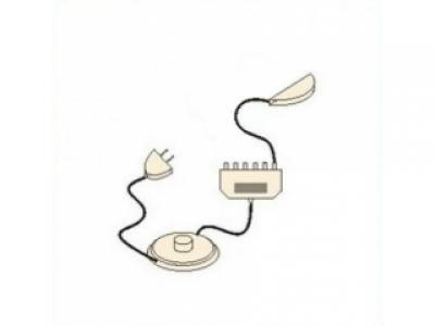Комплект светильников на 1 полку КСВ1