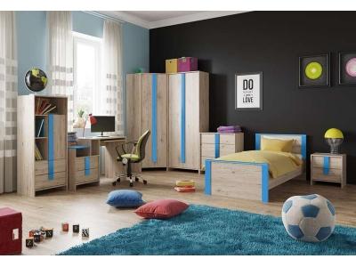 Детская мебель Скаут (индиго)