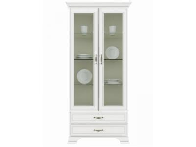 Шкаф с витриной 2V2S Тиффани (Анрекс)