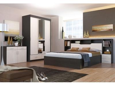 Спальный гарнитур Юнона (комплектация 1)