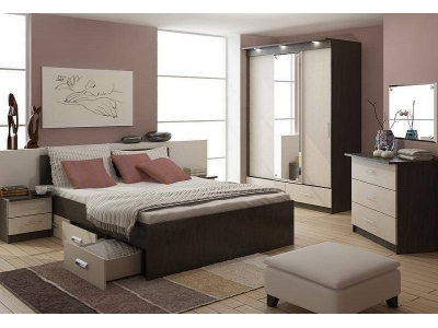 Спальный гарнитур Юнона