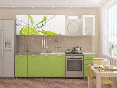 Кухонный гарнитур Лайм 2,0