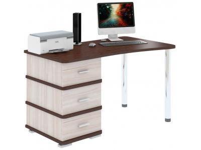 Компьютерный стол СД-35 правый