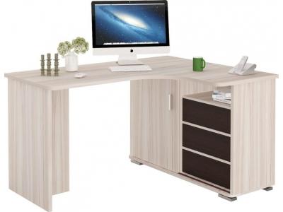Компьютерный стол СР-145С Домино правый